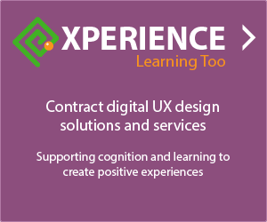 Contract digital UX design solutions and services from Experience Learning Too